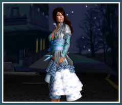 Inocencia (VP Style) Tags: woman fashion model sl elegant freda