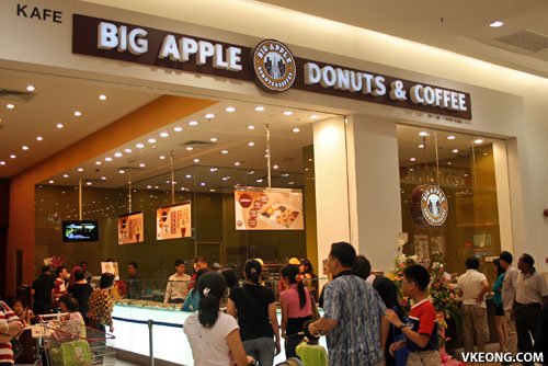 big apple donut seberang perai city
