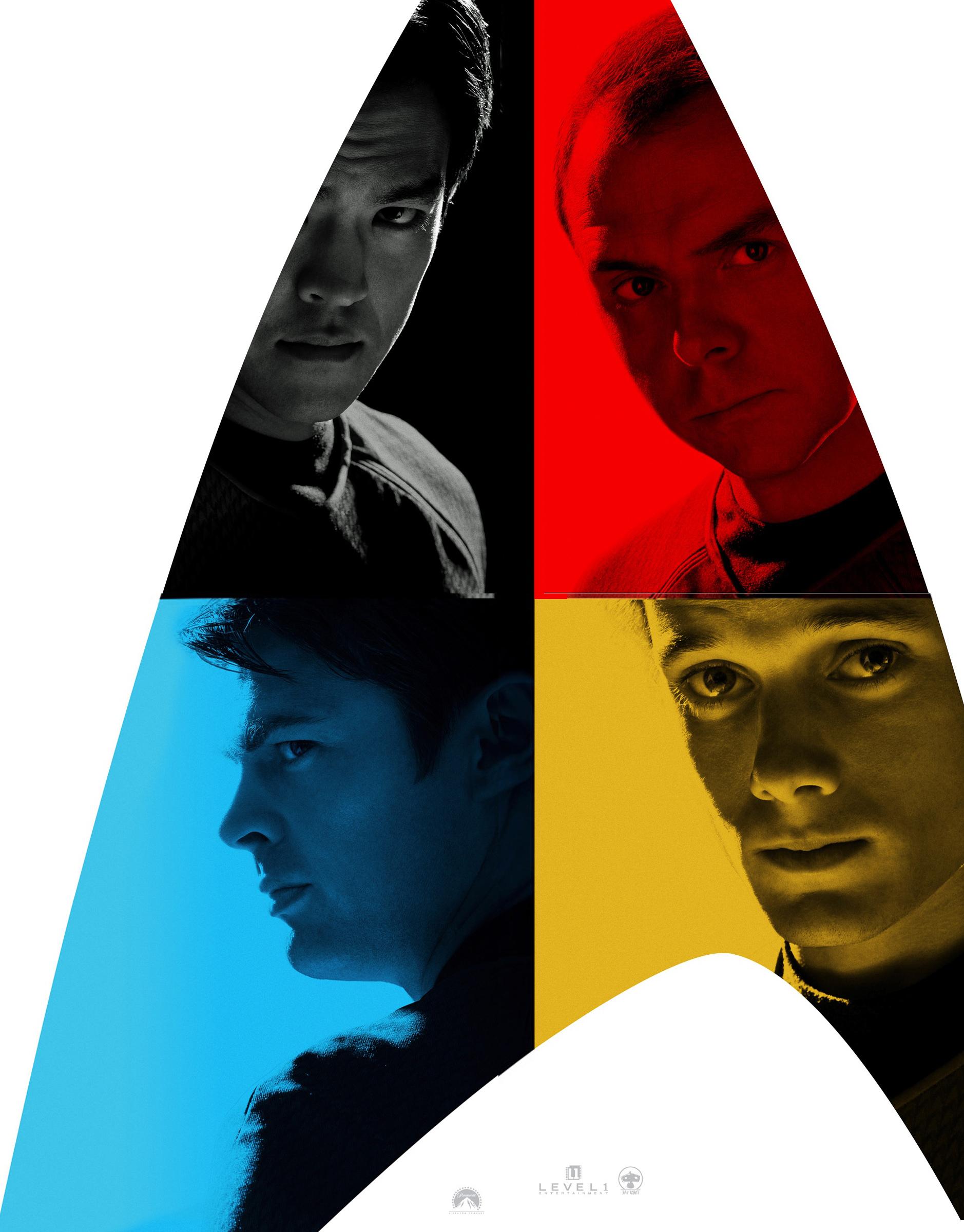 Teaser poster Star Trek 2