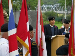 Sir Sam Steele Legion Branch 117 Wreath Laying Ceremony