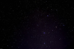 Seeing Stars (Surrounded By Light) Tags: sky night way stars outer milky constellations banks milkyway starlight