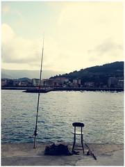 Hoy no pican. (Alba Almighty ) Tags: port castro sail pesca santander urdiales