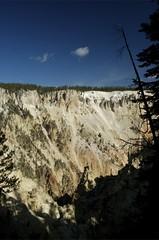 Yellowstone Canyon - détail