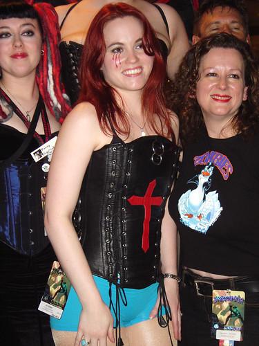 sexy corset 2008 dragoncon happygoth dragoncon2008 hotlooking