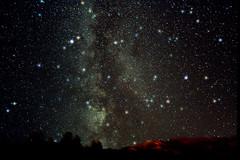 La Voie Lacte (Astrochoupe) Tags: longexposure stars star galaxy astronomy universe galaxie toiles milkyway astronomie univers voielacte poselongue