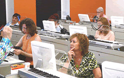 Teaching English and Language Arts with Technology Workshop 2007