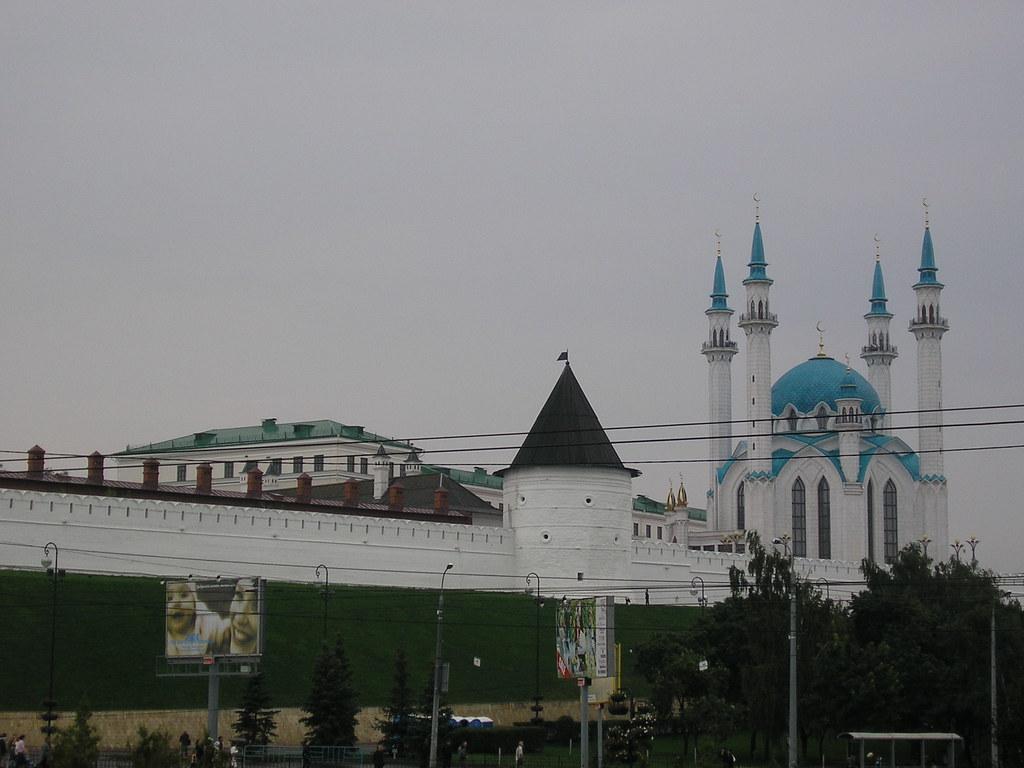 фото: Казанский кремль
