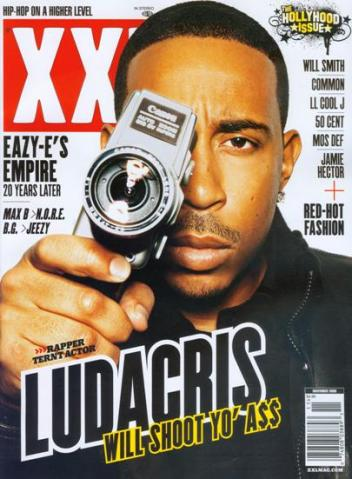 ludacris xxl magazine november issue