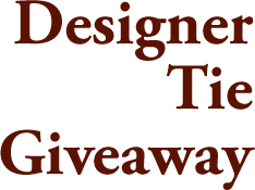 Men's Designer Suit Giveaway