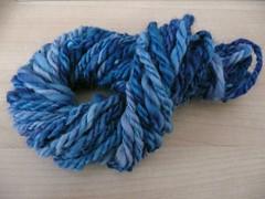 navajo-ply twist of fate wool top