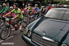 Bangkok Car Free Day 2008