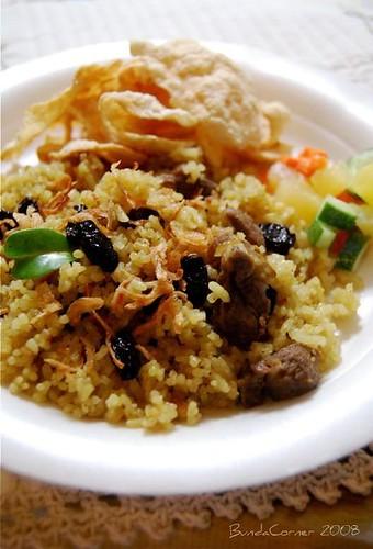 Nasi kebuli express