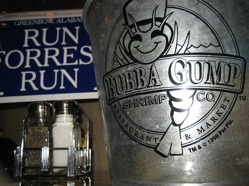 Buka puasa @ Bubba Gump