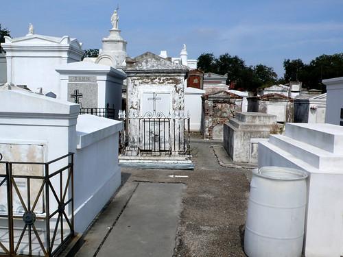 Louis Armstrong cemetery no.1