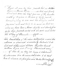 1792  Fuqua, William & Frankie (Frances) Dunnivant marriage bond_Page_2