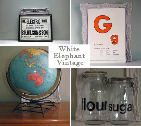 White Elephant Vintage