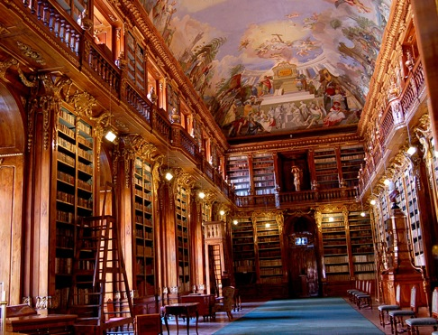 Strahov Philosophical Hall Library