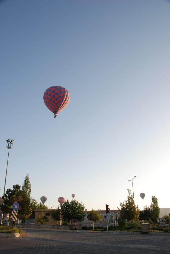 Cappadocia- Goreme 歌樂美