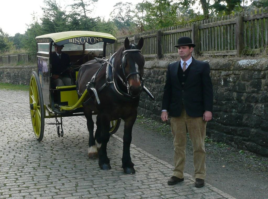 The Beamish Tea Man's Quandry