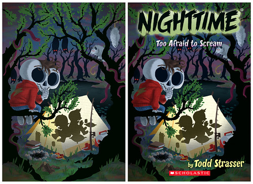 Nighttime Cover (Too Afraid to Scream)
