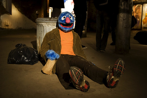 Oh, Grover