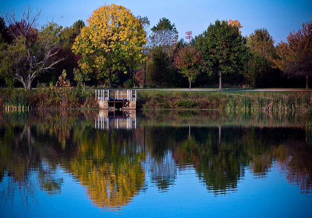 Burba Lake