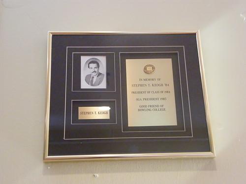 Stephen T Keogh Memorial