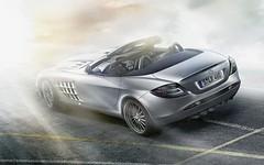new Mercedes-Benz SLR McLaren Roadster 722 S