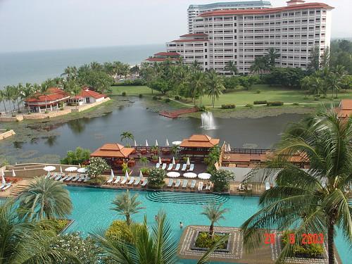 Dusit Thani Hotel, Hua Hin