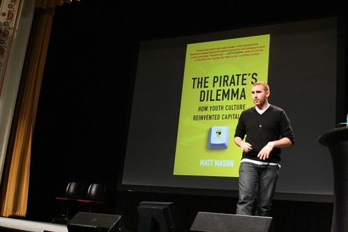 Poptech 2008 : Matt Mason