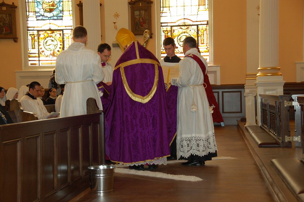 Consecration of Old St. Pat's 154