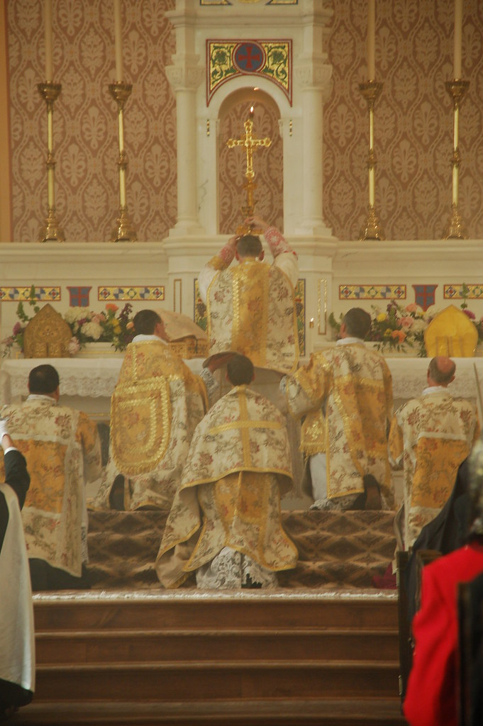 Consecration of Old St. Pat's 307