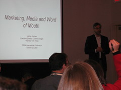 Word of Mouth Online or Off – What's The Difference?