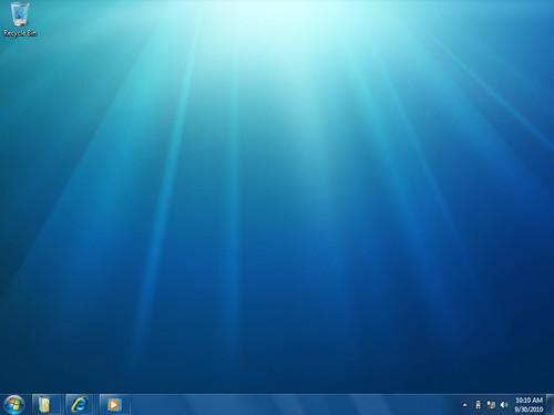 Desktop by LLarsen.