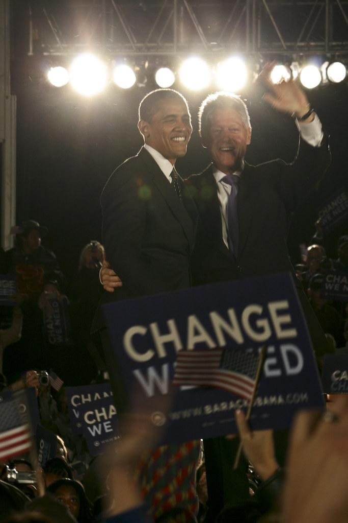 Barack Obama Rally-9728