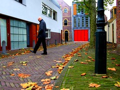 Day 143 of 365 (Just a guy who likes to take pictures) Tags: city autumn portrait selfportrait man holland color colour male fall me netherland