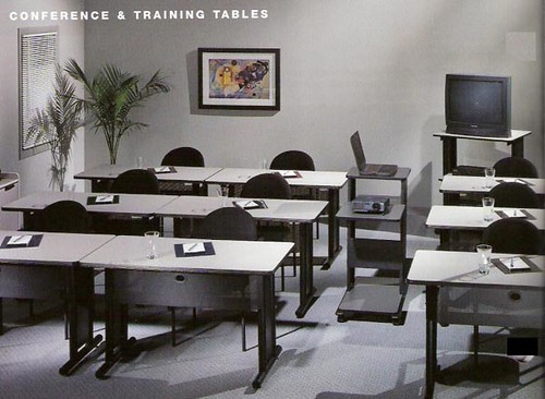 Conference Training Tables (Discount Office Furniture)