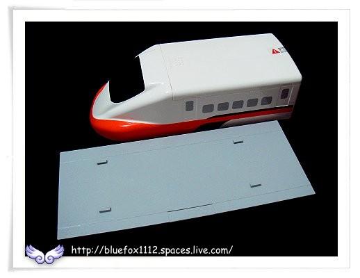 081101台灣高鐵700T造型便當盒06_底盒和車廂可以分離