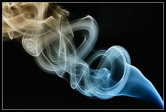 twister variation (frank maiello) Tags: vortex hot flow nikon smoke air tag flash twist burn 55mm micro swir nikkor eddy f28 incense cls colorize d300 laminar sb800 turbulent maiello bouancy frankmaiello