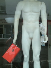 2006 UK Wales Monmouth Shop Dummy Arson (Ben Church Truro) Tags: cocktail incendiary dummy molotov arson flammable arsonist
