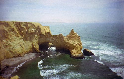 Paracas National Reserve found in Peru