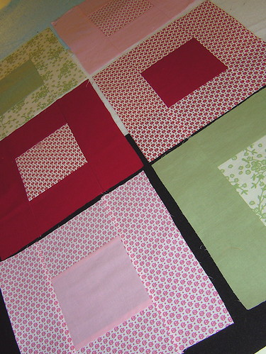 Nicky & Bob's quilt blocks