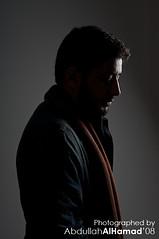 Portrait (abdull) Tags: portrait canon xsi abdullah strobist 450d meshari alhamad alaradah