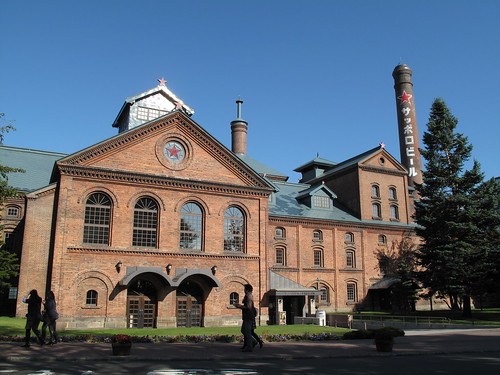 Sapporo Beer Museum (formerly brewery)