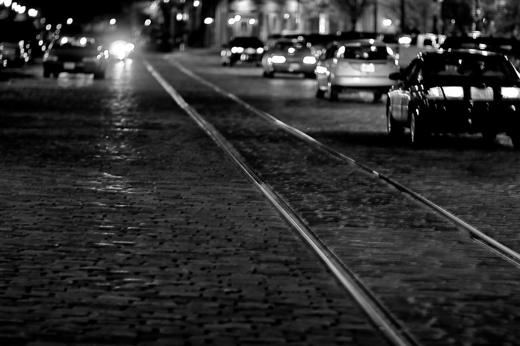 Cobblestones and Rails