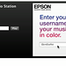 Smart EPSON ad on Last FM by dnkbdotcom