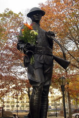 NYC: DeWitt Clinton Park - Clinton War Memorial by wallyg, on Flickr
