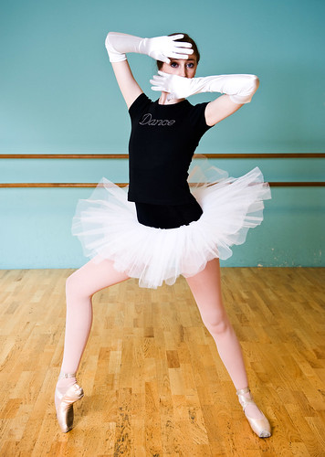 Olympic Performance Group / Bainbridge Ballet T-Shirt Shoot - Outtake