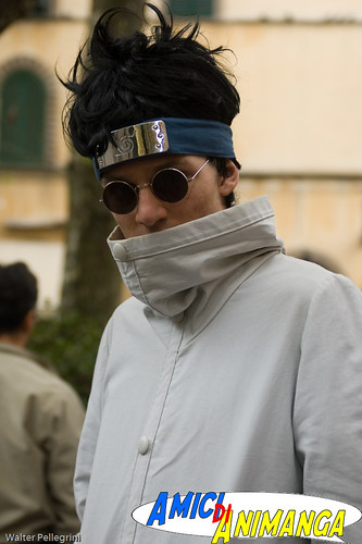 Naruto Shino Foto Cosplay