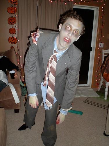 Рука зомби как сделать
